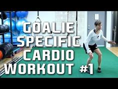 Hockey Girls, Hockey Mom, Hockey Stuff, Ice Hockey, Agility Workouts, Soccer Workouts, Field Hockey Goalie, Hockey Players, Cardio Workout At Home