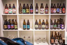 Rekolan panimo (brewery) in Fiskars Village in Raseborg, Finland Restaurant Service, Brewery, Beer Bottle, Finland, Old Things, Food, Catering Services, Essen, Beer Bottles