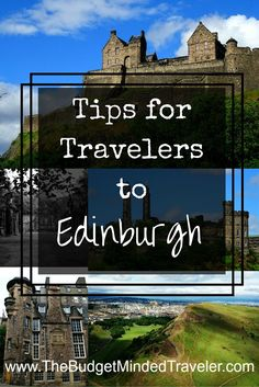 Where to stay, what to do, and other travel and budget tips for #Edinburgh, #Scotland. #budgettravel #travetips #europe #cityguide