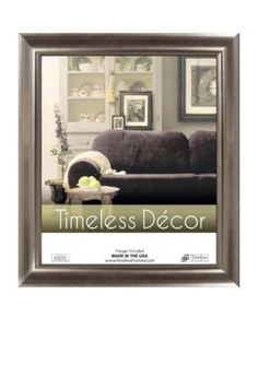 Timeless Frames  Shawna Stainless 8x10 Frame - Online Only