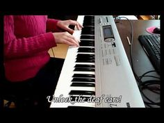 Hear Us From Heaven - powerful piano Instrumental (cover)
