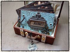 Tim Holtz Mini Album
