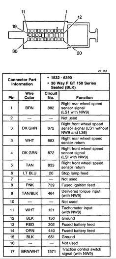 ECBM_Connector_View.gif (544×1217))#swap #wiring #harness #conversion #kits #camaro #firebird #ls1