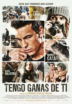 Poster final de Tengo Ganas de Ti #TGDT