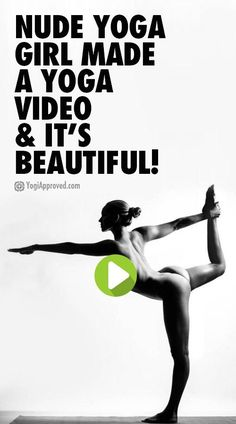 Instagram's Nude Yoga Girl Made a Yoga Video and It's Beautiful!