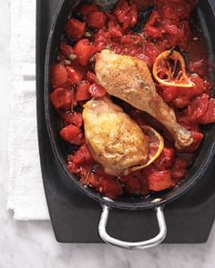 """This is my """"go to"""" meal to take to friends after they have a baby. I skip the capers and only use chicken thighs. It is so easy I usually make a double batch to keep in the freezer for myself. I have also made with chicken breast for a lower fat option."""