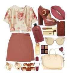 """""""ABbz Set #95"""" by andy-barbz on Polyvore featuring Theory, Vilshenko, Michael Kors, Givenchy, Valentino, Smashbox, Burberry, Le Specs, Yves Saint Laurent and Tory Burch"""