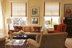 Living Room by Alison Lufkin of Sullivan & Company Design (http://www.sullivanandcompanydesign.com)