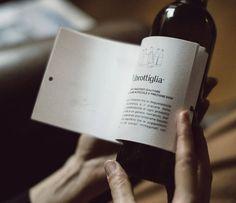 Creative Little Wine Books Concept