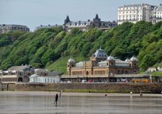 THE FUTURE of Scarborough's famous Spa Complex and 380 nearby properties are under threat from increasingly heavy seas and the risk of lands...