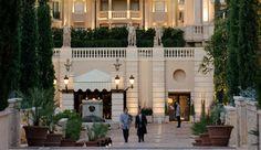 Hôtel Metropole Monte-Carlo: The Hôtel Metropole's 1886 Italian Belle �poque facade sets a practically royal tone.