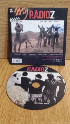 RADIO Z. UNA PERSONA NORMAL. CD-EP / SAFE CREATIVE. 4 TEMAS / CALIDAD LUJO.