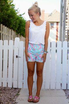 Loving This: Custom Lilly Shorts