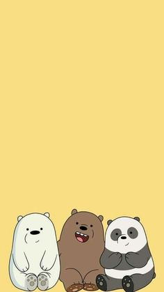 phone wall paper harry potter Ideas Wallpaper Fofos Desenhos Animados For 2019 Disney Phone Wallpaper, Cartoon Wallpaper Iphone, Mood Wallpaper, Bear Wallpaper, Cute Wallpaper Backgrounds, Aesthetic Iphone Wallpaper, Mobile Wallpaper, We Bare Bears Wallpapers, Panda Wallpapers