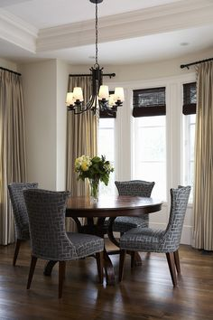 Chandelier And Curtain Hardware Finishes