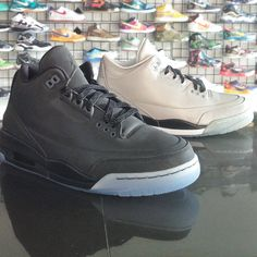 #5Lab3's still available in black and silver at #solecontrol  www.solecontrolPHILA.com