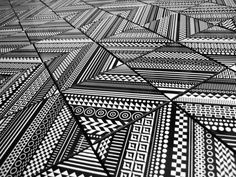 mSurprising Geometric Patterns Displayed by Core Deco Tile Collection
