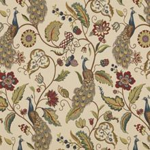 Accent fabric - The inspiration