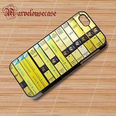 Nancy Drew - Vintage Childrens Books custom case for all phone case
