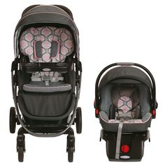 """Graco Modes Click Connect Travel System Stroller - Francesca - Graco - Babies """"R"""" Us"""