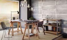 Loft Concrete 135    #vox #wystrój #wnętrze #inspiracje #projektowanie #projekt #remont #pomysły #pomysł #interior #interiordesign #homedecoration #panele #ściany #wall #dom #mieszkanie #room