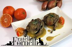 Recipe #Katniss #Everdeen's roasted quails with spicy tangerine sauce, recipe inspired by the #HungerGames
