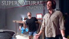 Supernatural Crack + Season 11 Gag Reel - YouTube