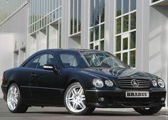 2003 Brabus Mercedes Benz CL
