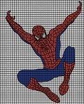 Spiderman Jumping Crochet Pattern