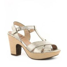 Sandales argentées | Wonders | Brantano