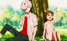 Hotarubi No Mori E Anime Life Sad Otaku I Love