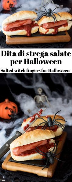 Halloween recipes, Halloween ricette, halloween ricette salate, halloween ricette bambini, halloween ricette facili, halloween ricette würstel, hot dog recipes, Halloween hot dog, #ricettadelgiorno #recipe #blog #blogger #ricette #ricetta #giallozafferano #cucina #recipes #halloween #halloweenrecipes #hl2019 #halloweenricette #ricetteperbambini #buffet Hot Dog Buns, Hot Dogs, Halloween Hotdogs, Witches Fingers, Hot Dog Recipes, Latest Recipe, Mediterranean Recipes, Cheesesteak, Dolce