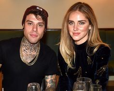 Fashion blogger Chiara Ferragni, best known for her top style blog The Blonde Salad, is engaged to Italian rapper Fedez.