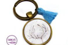 Brelok do kluczy drzewko - Fabricate