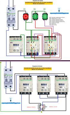 Single Phase Motor Contactor Wiring Diagram | Elec Eng World | w t on kitchen stoves and ovens diagram, abortion diagram, contactor operation diagram, reverse polarity relay diagram, push button start stop diagram, contactor exploded view, contactor switch, 6 prong toggle switch diagram, single phase reversing contactor diagram, generac transfer switch diagram, logic flow diagram, mechanically held lighting contactor diagram, 3 position selector switch diagram, magnetic contactor diagram, contactor coil, contactor parts, circuit diagram, electrical contactor diagram, carrier furnace parts diagram, contactor relay,