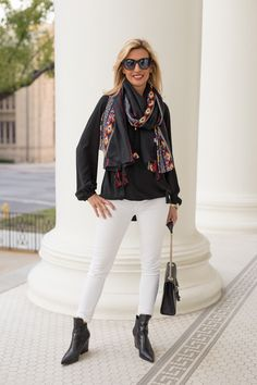 Learn about the Fierce Fifty Campaign on my blog today plus, as part of our Weekend Flash Sale, get 15% discount with code FS24 on the four items I am wearing today - Stop by and check it out www.jacketsociety.com
