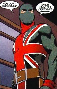Union Jack (Marvel)