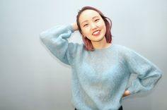 Cherry Cocktail Blouse Alice Hammer  #knit #knitkit #kit #alicehammer #knitting #pattern #winterpattern #winter #sweater #sweaterpattern #blouse #blousepattern