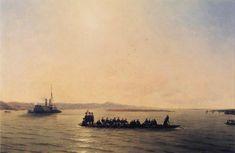 Alexander II Crossing the Danube