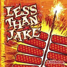 Less Than Jake - Anthem - CD