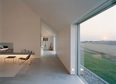 Baron House in Österlen by John Pawson.