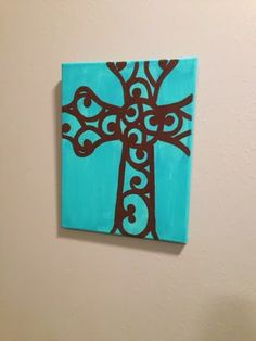 The Hazzardous Housewife: Etsy has begun This is something bigger than a cross!