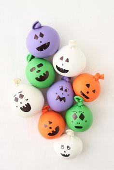 Les Mercredis de Momes : De drôles de ballons-citrouilles ! - Momes.net