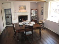 Jane Austen's home for the last 8 years of her life. Jane Austen's House Museum is the perfect place for a group visit to East Hampshire. Jane Austen, Hampshire, Perfect Place, Dining, House, Parlour, Regency, Authors, Home Decor