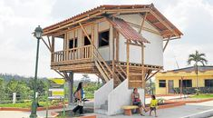 Bambú adapta viviendas al cambio climático - Ecología - Vida y Estilo | El Universo