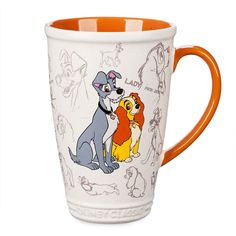 Sip with a smile using Disney drinkware like cups, mugs, travel mugs, and water bottles. Mickey and Minnie Mouse, Disney Princess and more add character style. Disney Tassen, Disney Store, Disney Coffee Mugs, Disney Cups, Minnie Bow, Disney Sketches, Latte Mugs, Tea Mugs, Walt Disney Studios
