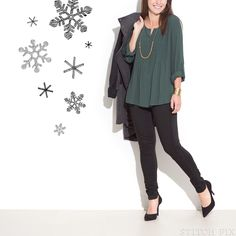 Stitch Fix Holiday Hostess Style
