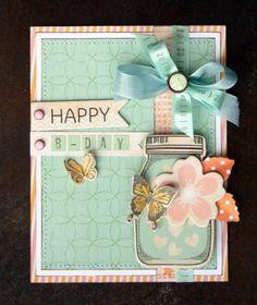 Happy B-Day Mini Butterflies