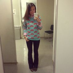 crabs + gingham, who knew I want this sweater!!!