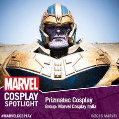 Marvel Cosplay Spotlight: Thanos by Prizmatec Cosplay!